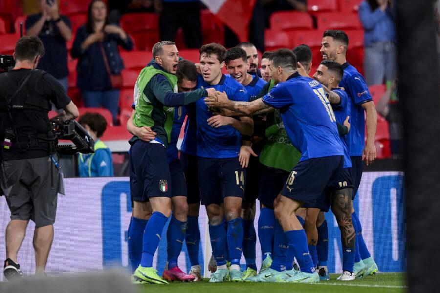 Batticuore Italia, vittoria per 2-1 sull'Austria ai supplementari: fondamentali Chiesa e Pessina