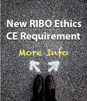 New RIBO CE courses