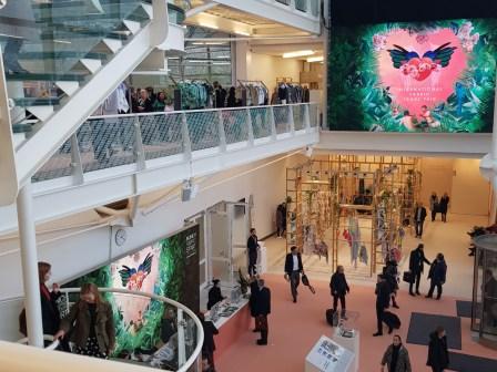 Bildergebnis für Munich Fabric start 2020 Bilder