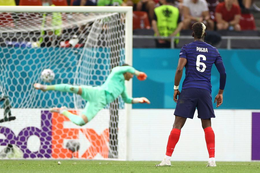 Euro 2020, the thousand emotions of France-Switzerland: the Swiss pass on penalties - Pledge Times
