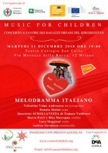 Locandina Concerto San Carlo 20181211