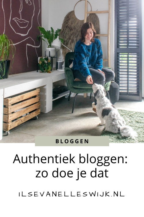 authentiek bloggen: zo doe je dat