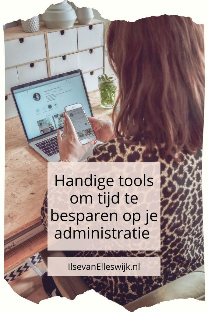handige tools minder tijd administratie besparen