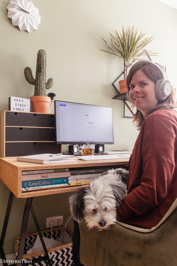 werken thuiskantoor zonder herrie