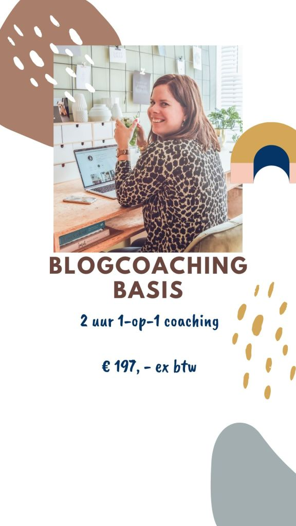 blogcoaching basis