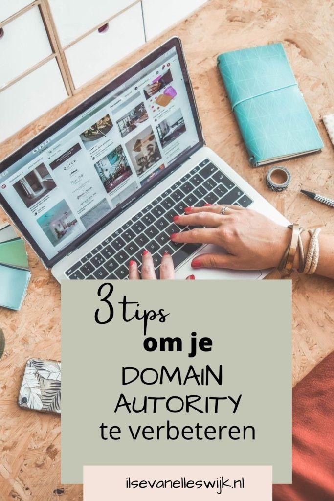 tips domain autority verbeteren