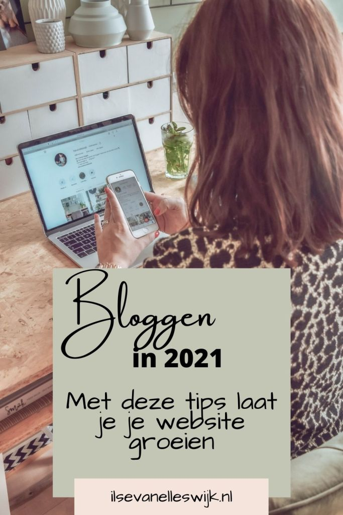 bloggen 2021 tips groeien website