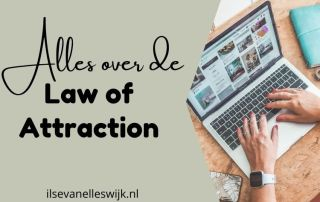 hoe werkt de law of attraction