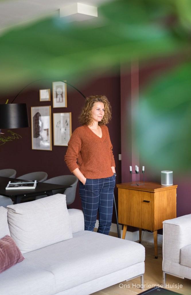 Nancy Ons Haarlems Huisje
