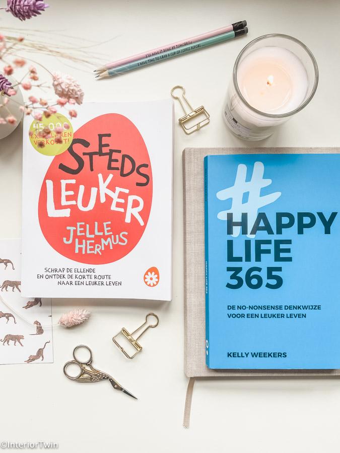 beste boeken positieve mindset