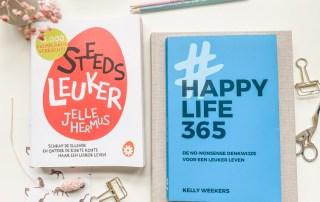 boeken aanraders positiviteit geluk