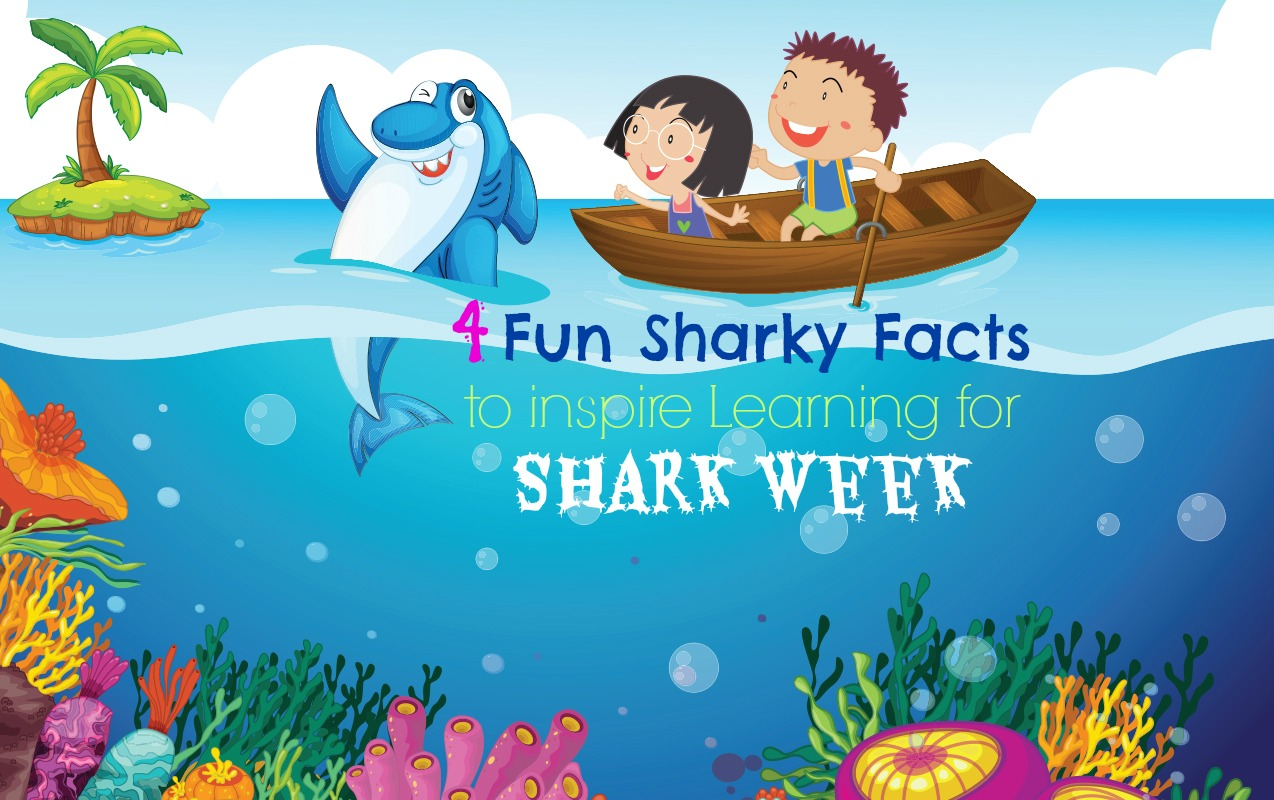 In Science Don T Let Your Child Become Shark Bait