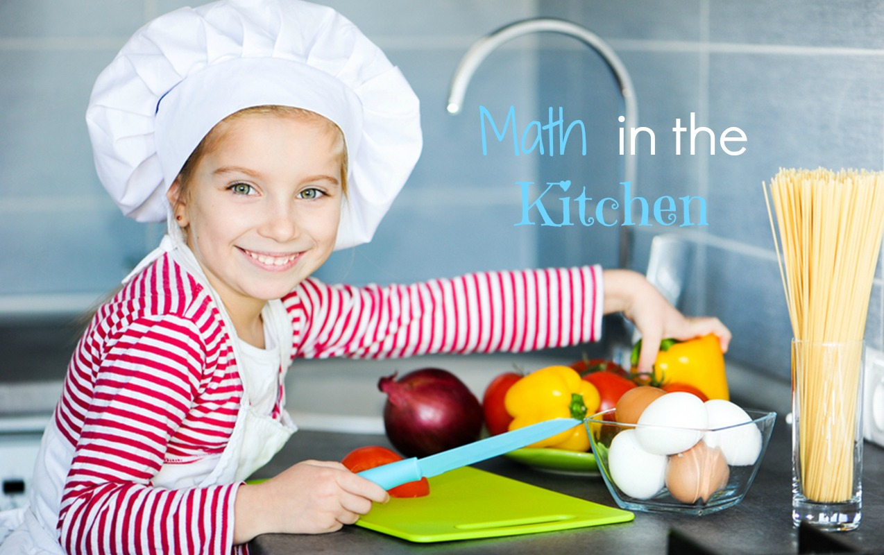 Math Games In The Kitchen How Do Your Kids Measure Up