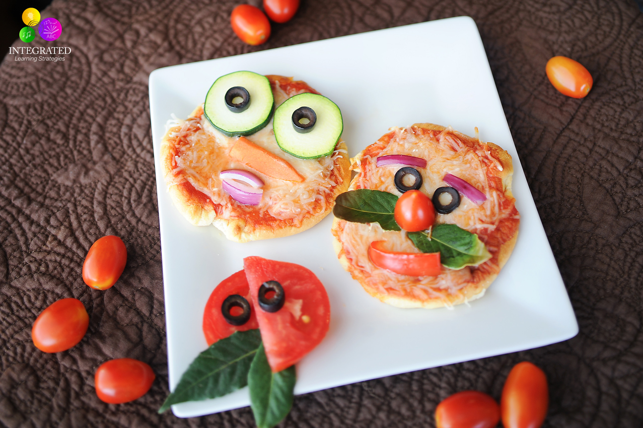 Fun Kid Food To Help Sensory Children With Textures And
