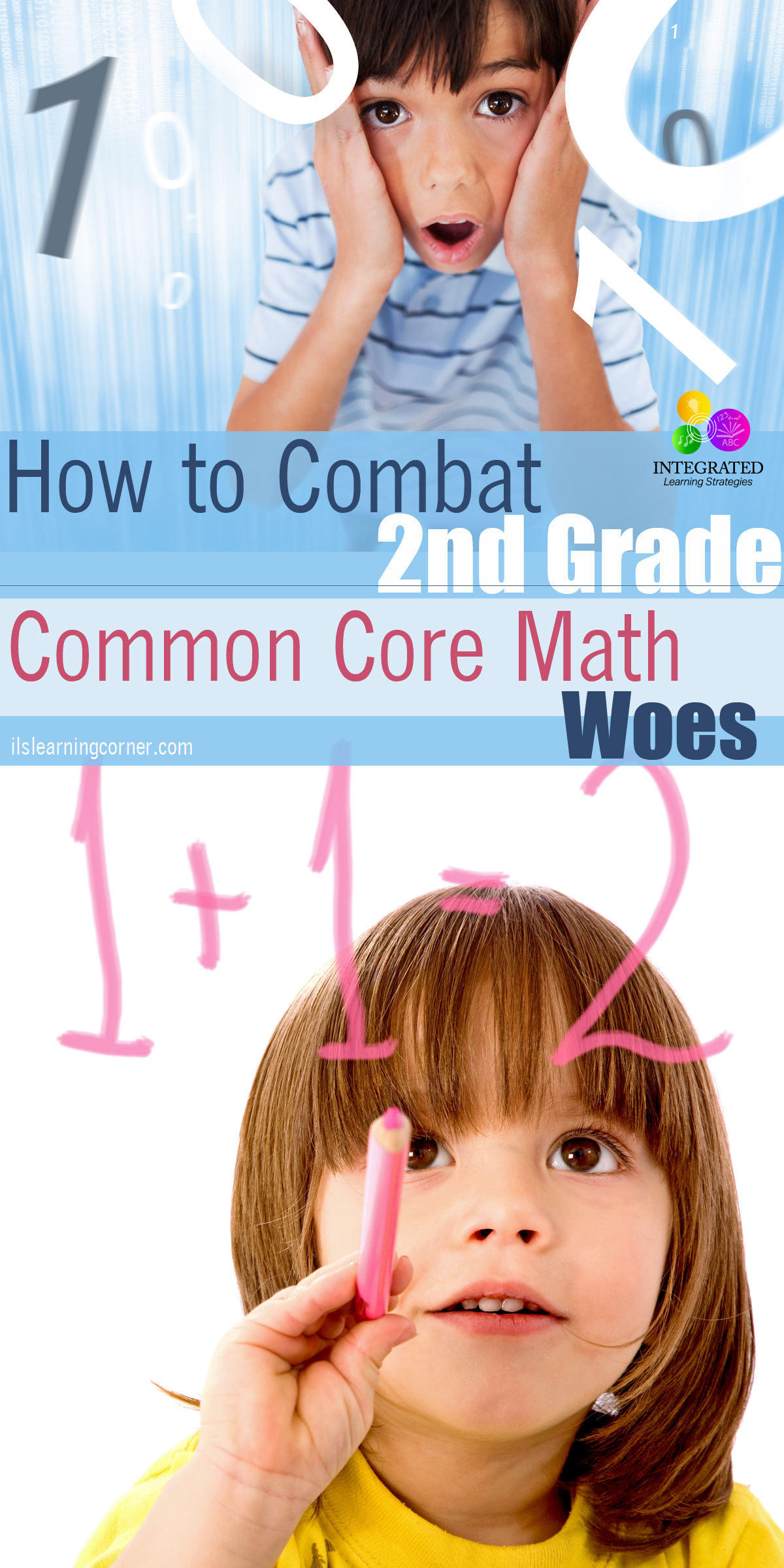 How To Combat 2nd Grade Common Core Math Woes