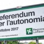 Referendum sull'autonomia, diamo i numeri