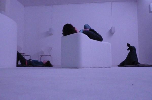 Spazioersetti - galleria di arte sonora e spaziale