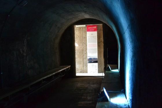 Il Suono in Mostra 2017 - Rifugio antiaereo del Giardino del Torso - Signe Liden - TINES - photo Marzia Pavanin