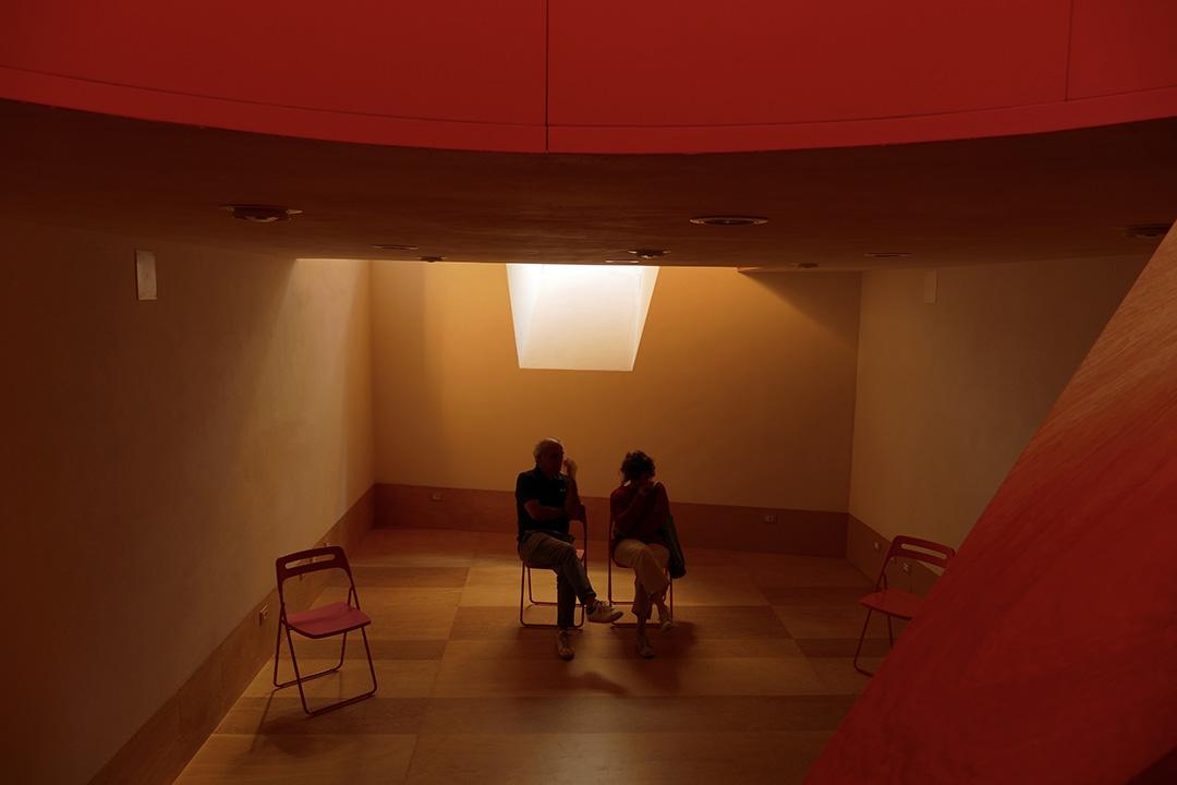 Bernhard Gal - homesweethomes - sound installation - Il Suono in Mostra 2019 - MAKE Spazio espositivo - Photo Lara Carrer