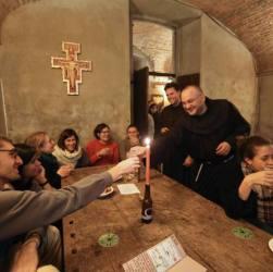 Monza, spopola il Pub dei Francescani