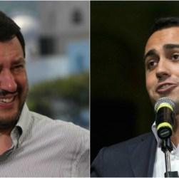 Si spacca il fronte anti-Euro: Salvini attacca Di Maio