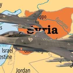 ULTIMA ORA - Raid aereo israeliano a sud di Damasco