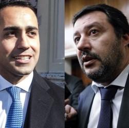 """5 Stelle: """"O Di Maio o niente"""". Salvini apre al reddito di cittadinanza"""