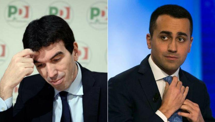 Verso un governo 5Stelle-PD con Luigi Di Maio premier