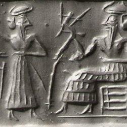 """Nelle religioni mesopotamiche la suggestione dell'""""essere"""" di Parmenide"""