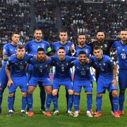 La Nazionale di calcio sale al 7° posto del Ranking FIFA