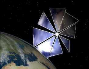 Vele spaziali: dallo studio dei pianeti ai film giapponesi sempre cullate dal Sole