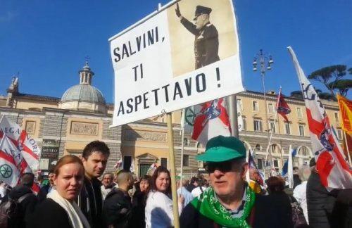 Quello di Salvini è davvero fascismo? Uso e abuso mediatico del termine