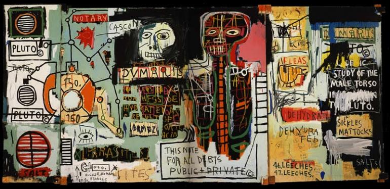 Basquiat: i muri di una metropoli tra Arte Analfabeta ed Espressionismo