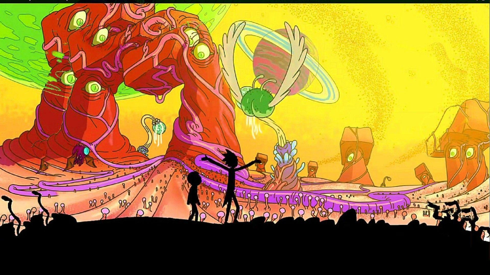 Rick and Morty e il Multiverso: odissea cosmica nel mare delle infinite possibilità