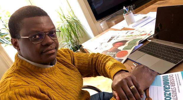 Stephen Ogongo leader di Cara Italia