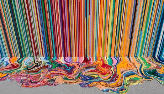 La scissione Schopenhaueriana tra arte e volontà riflessa nella pittura di Pollock
