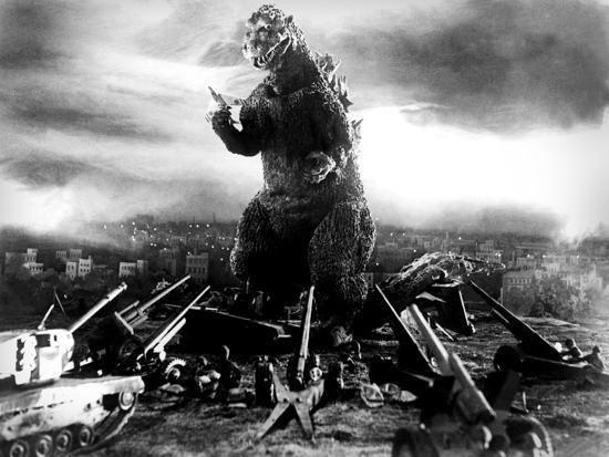 Jaspers ci spiega la sfida che si nasconde dietro a Godzilla