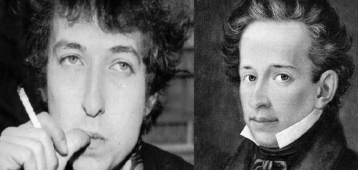 """""""Secchi di lacrime"""" versati da Dylan e Leopardi a causa dell'amore e del tempo"""