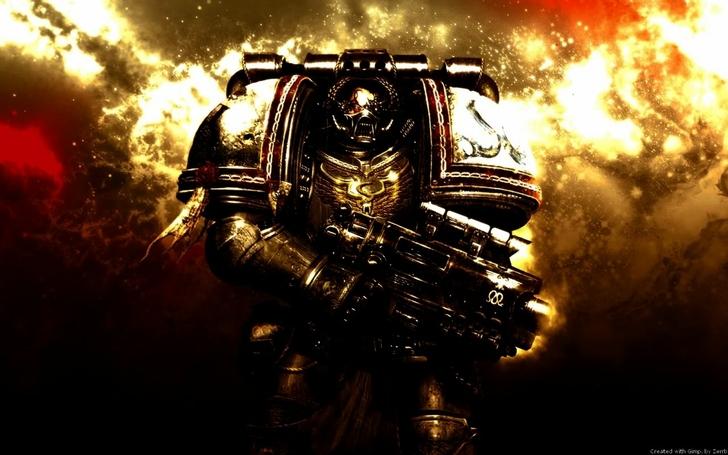 Warhammer 40K: la sicurezza della prigionia totalitaria contrapposta all'uscita dalla minorità illuminista