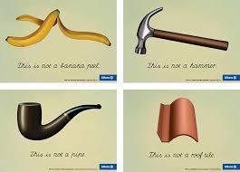 """Tra l'eidos e l'ousia di """"Ceci n'est pas une pipe"""" di Magritte"""