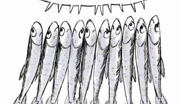 Società di massa: incoscienza collettiva o saggezza della folla? L'esempio delle 6000 sardine