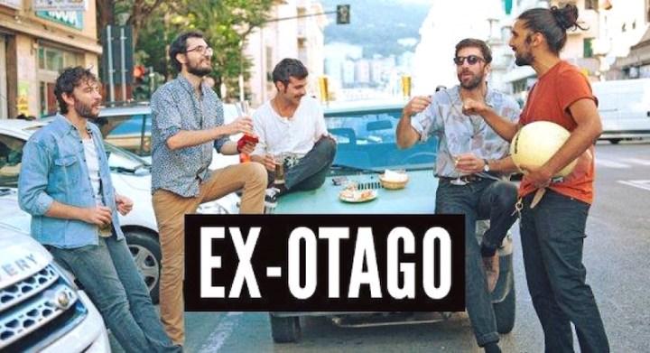 I cinque membri degli ex-otago
