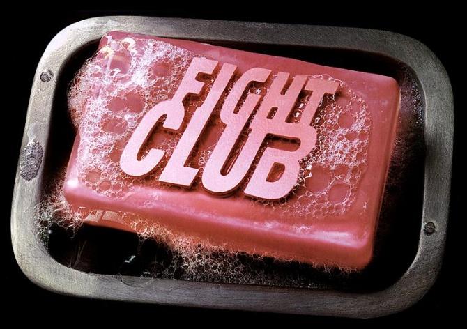 La chimica di Fight Club: cosa si nasconde dietro alle saponette di Tyler Durden?