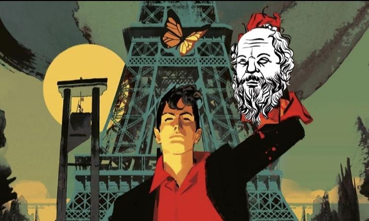 Dylan Dog come un Socrate moderno: la ricerca della verità e l'ironia filosofica