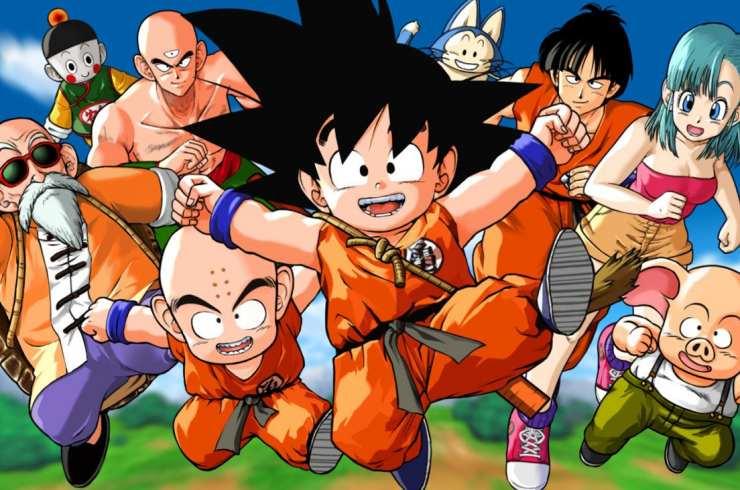 Alla ricerca delle sfere del drago: il manga Dragon Ball incontra il mito di Son Goku