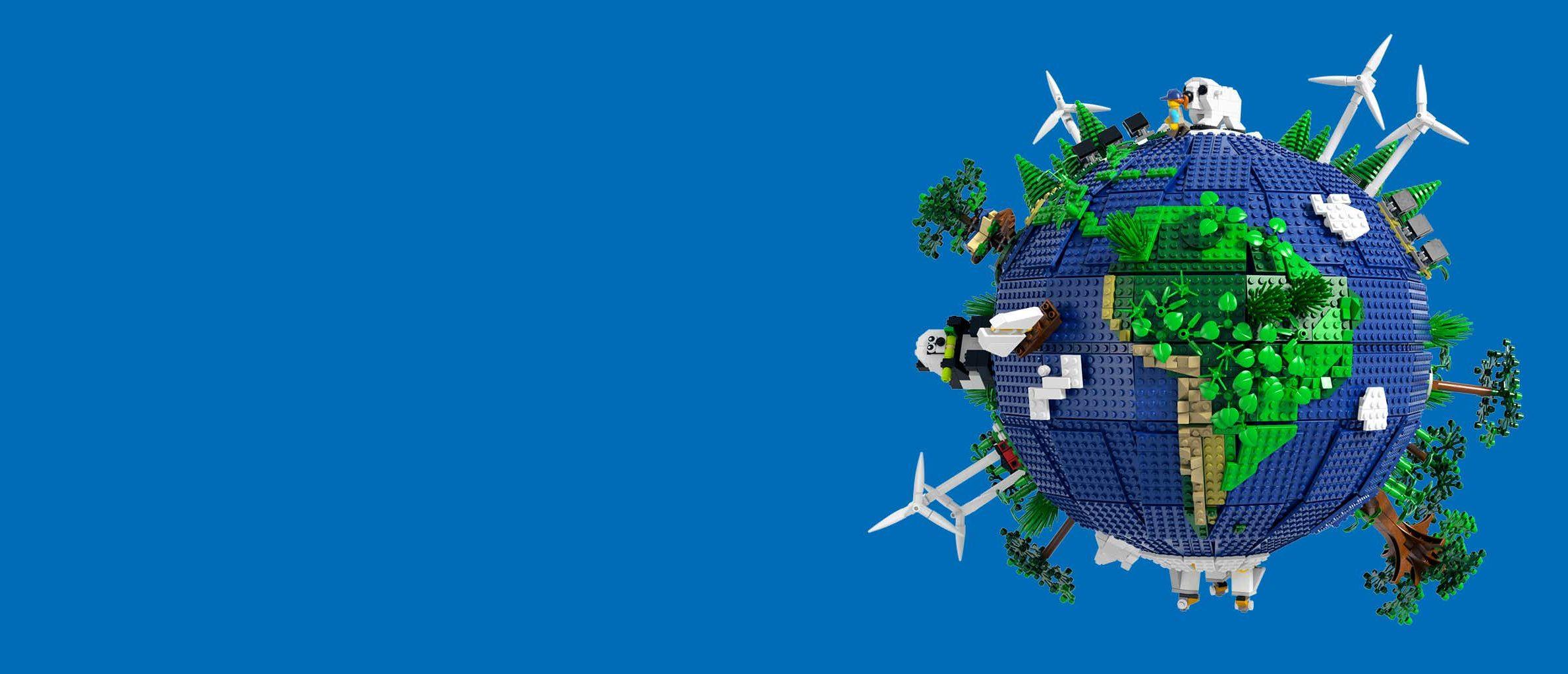"""Lego lancia la produzione di nuovi mattoncini """"verdi"""": la sostenibilità di un colosso della plastica"""