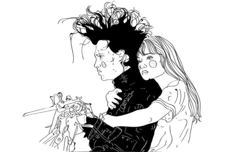 "Tim Burton ci mostra la sindrome di Asperger tramite ""Edward mani di forbice"""