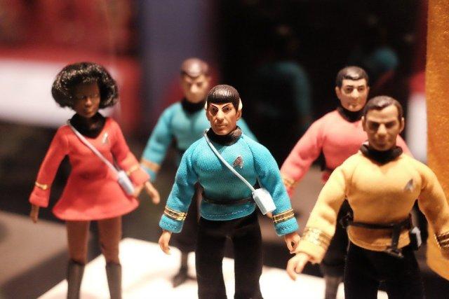 Star Trek è sicuramente una delle serie che hanno fatto la storia della tv