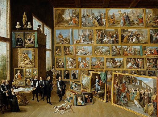 Da Petrarca a Di Caprio: breve viaggio fra grandi collezionisti d'arte