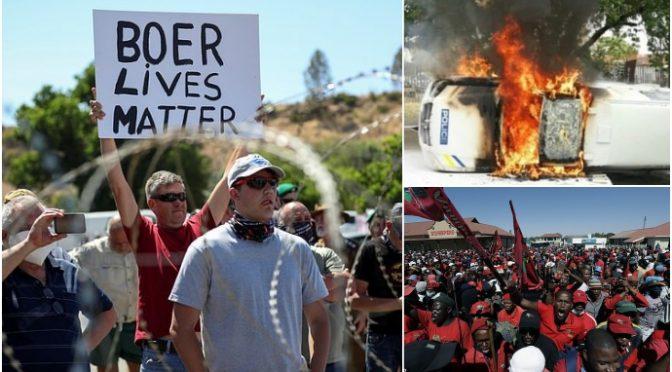 Il Sudafrica post Apartheid: viaggio nella terra dove la lotta razziale non conosce ancora pace